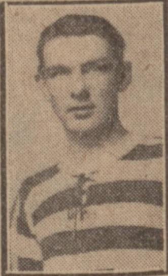 Neil McBain 1914