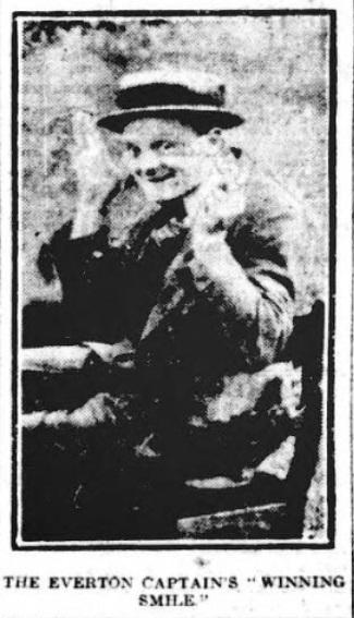 1910 LFC v EFC EFC captain smile
