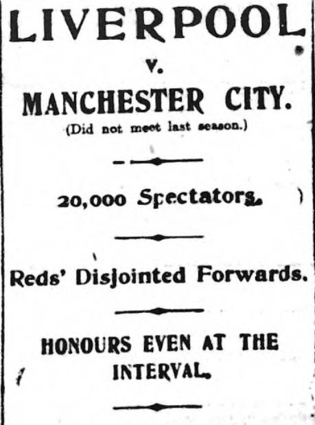 1910 MCFC v LFC 1