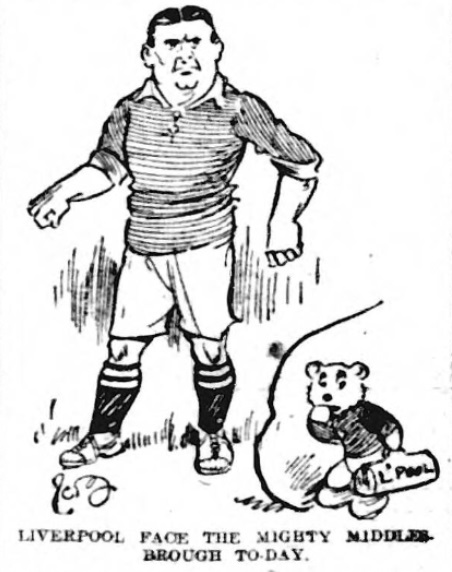 1910 Middlesbrough v LFC 3