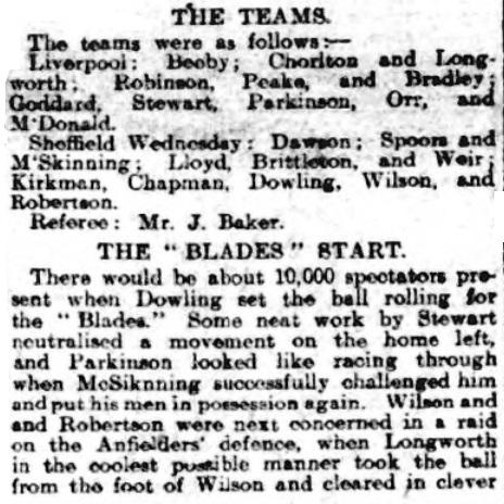 1910 SWFC v LFC 2