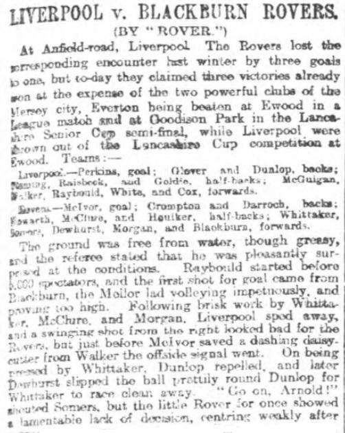 1901 LFC v BRFC 1