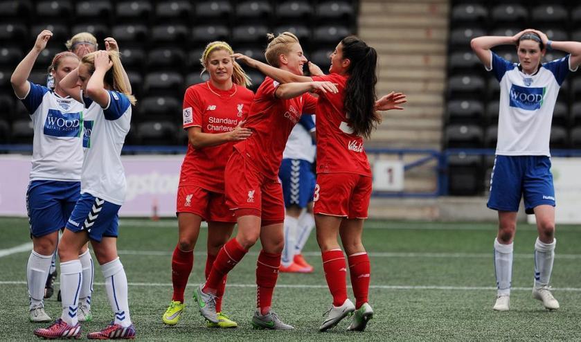 2015 LFC Ladies v Durham Women 2