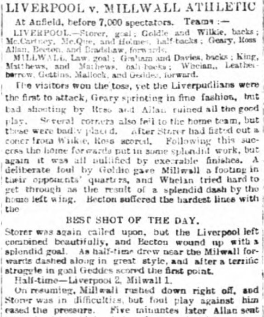 1896 LFC v Millwall 11
