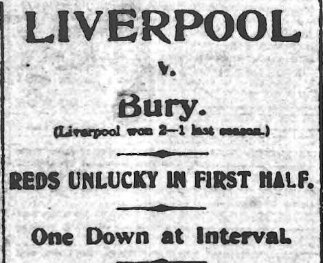 1910 Bury v LFC 1