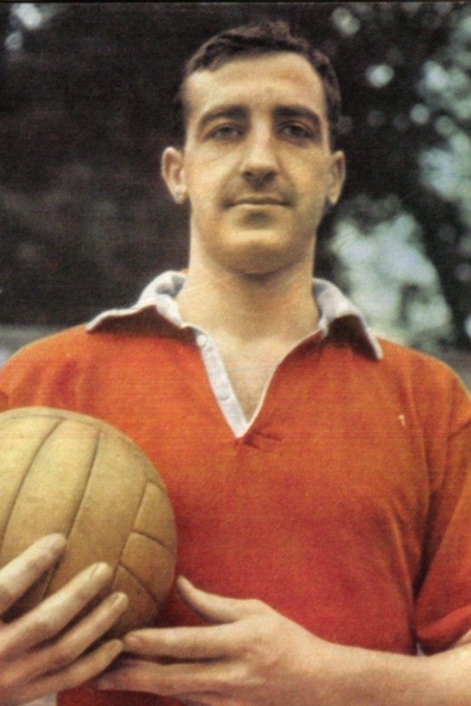 1968 Gerry Byrne