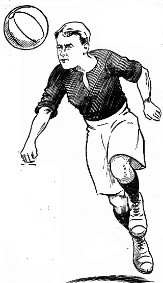 1904 Arsenal Percy Sands