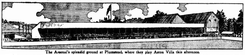1904 Arsenal Plumstead