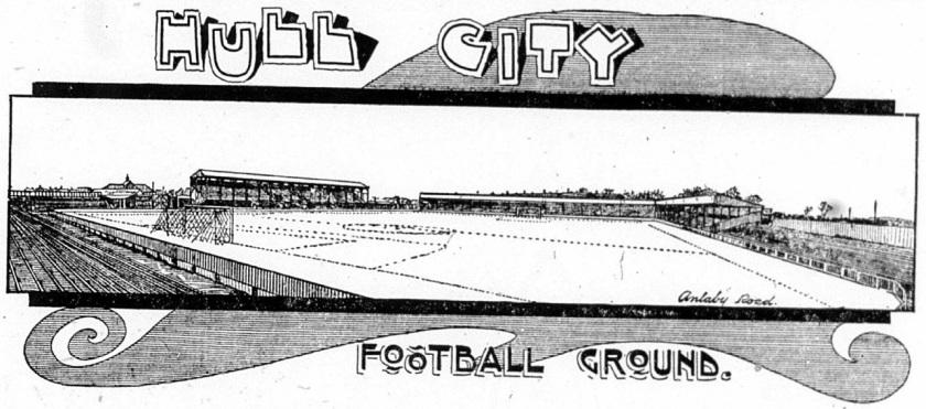 1906 Anlaby Road Hull City