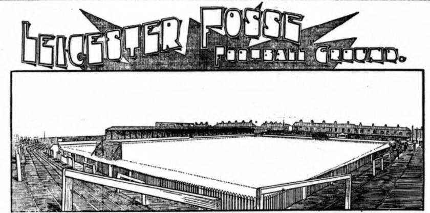 1906 Filbert Street Leicester Fosse