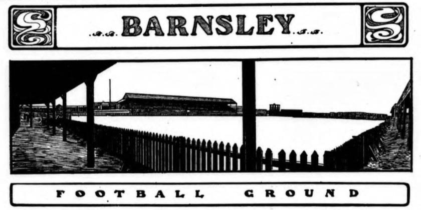 1906 Oakwell Barnsley