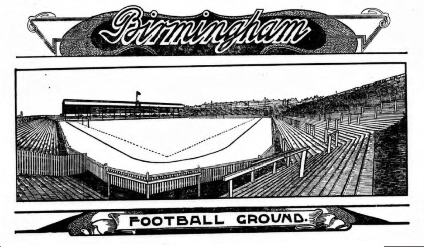 1906 St Andrews Birmingham