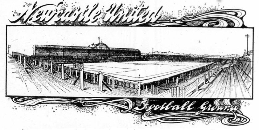 1906 St James Park