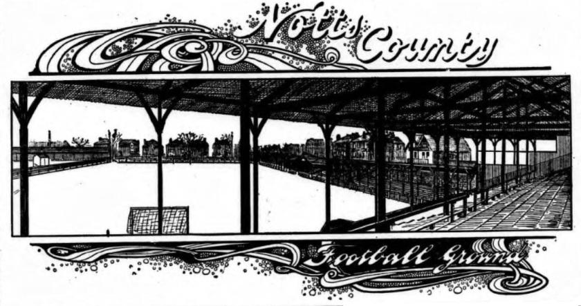 1906 Trent Bridge Notts County