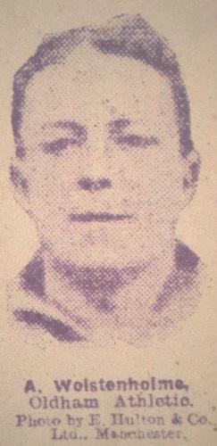 1918 Wolstenhome Oldham