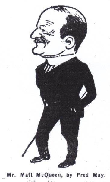 1924 Matt McQueen