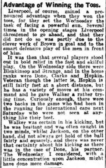 1929 LFC v Sheff Wed 2