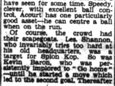 1953 Burnley friendly 4