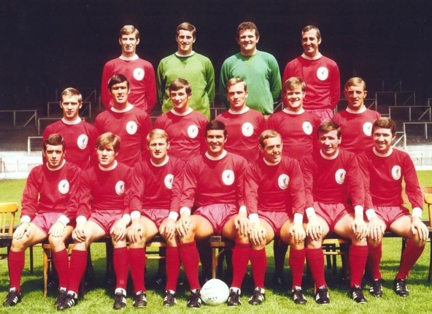 1968 1969 Liverpool