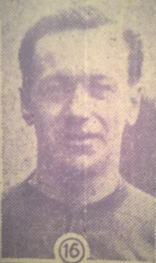 16 Harry Beadles