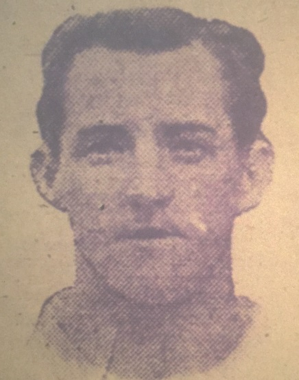 1912 Liverpool v Sheffield United Arthur Goddard