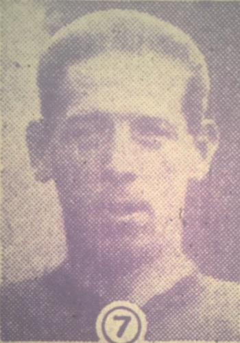 John McNab Liverpool F.C.