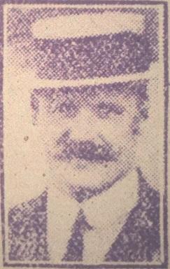 Alex Raisbeck 1919