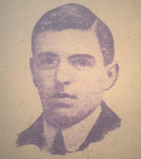 Arthur Metcalf 1912