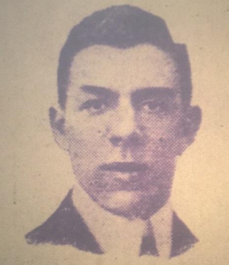 Horace Henshall Notts County 1912