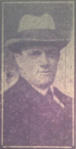 Tom McIntosh 1919
