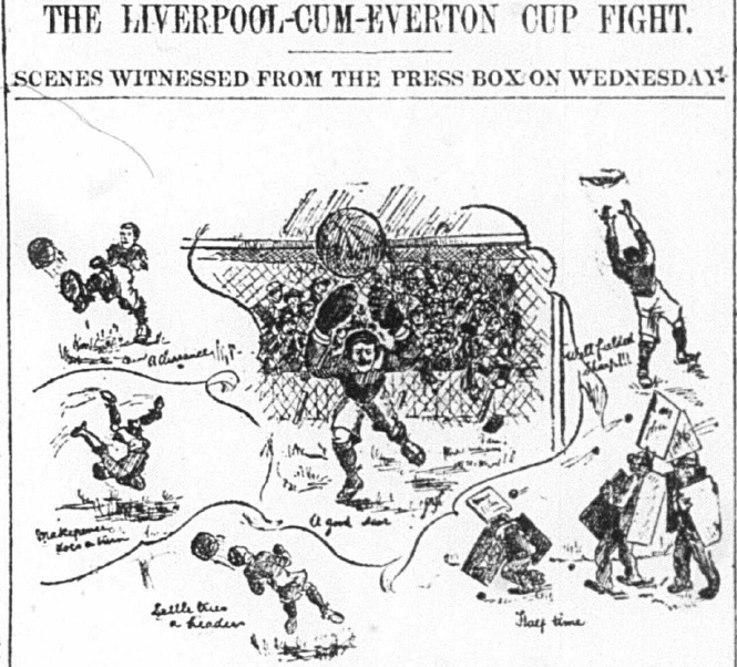 1905 EFC v LFC sketch