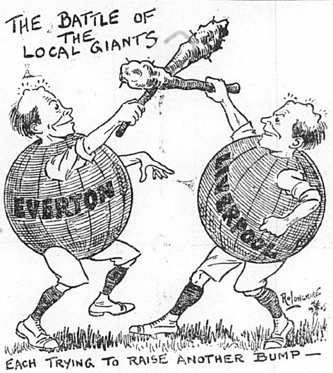 1905 Sketch Battle of the giants