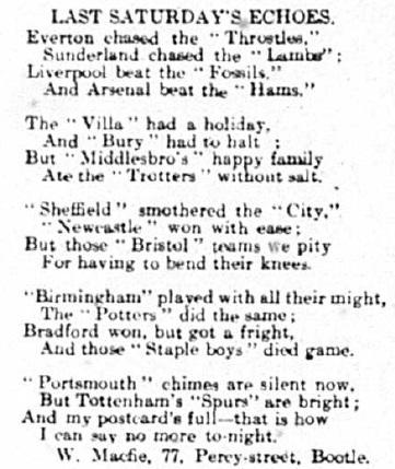 1906 Poem January 20 1