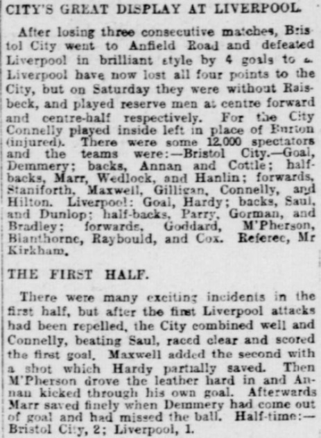 1907 LFC v BCFC 1