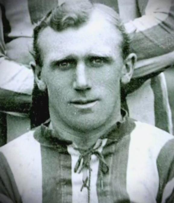 1913 WBA Jesse Pennington