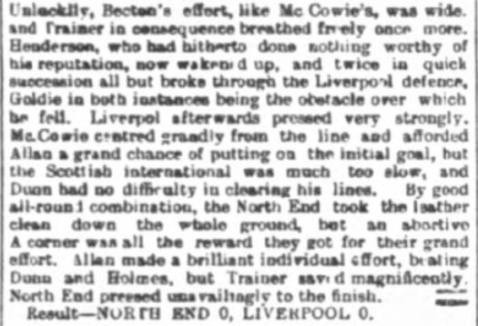 1897 LFC v PNE match report 5