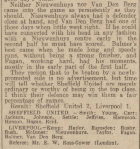 1939 SUFC v LFC match report 6