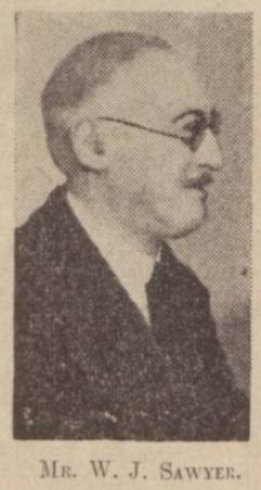 1940 WJ Sawyer I