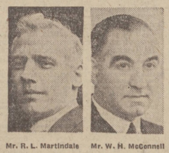 1943 Lawson and McConnell