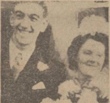 1943 Stan Kane wedding