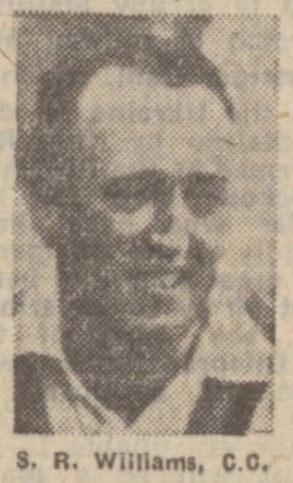 1943 Stanley Ronald Williams