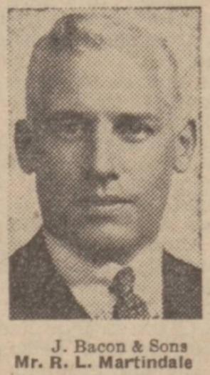 1944 RL Martindale