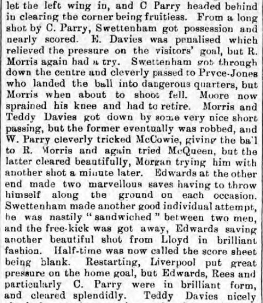 1899 Newtown v LFC Res 2
