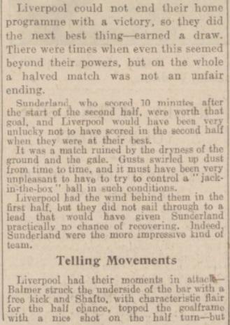 1939 LFC v Sunderland 2