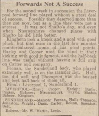 1939 LFC v Sunderland 4
