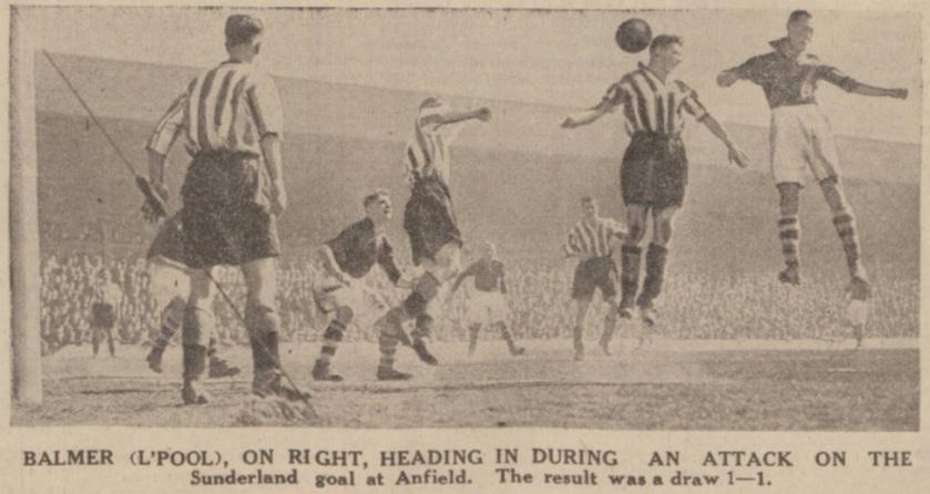 1939 LFC v Sunderland Image