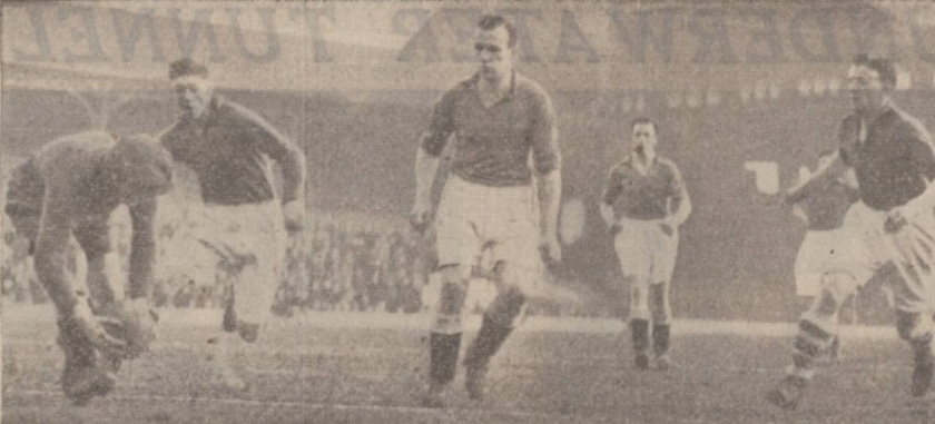 1939 Liverpool Senior Cup semi final image