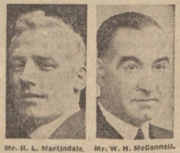 1941 Martindale and McConnell