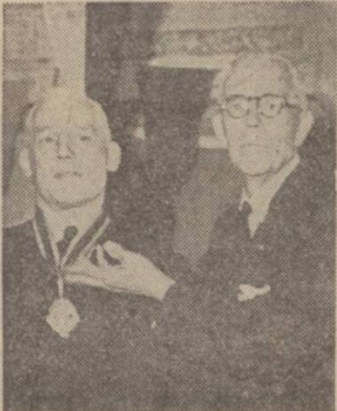 1944 Rotary president