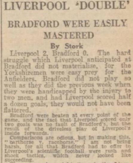 1945 Bradford Park v LFC 1